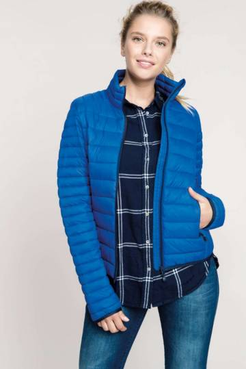 Ladies' Lightweight Padded Jacket