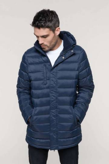 Men's Lightweight Hooded Parka