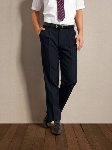 Men'S Polyester Trousers